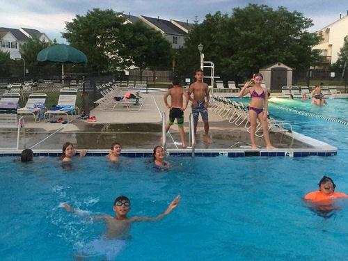 Pool Committee Courts And Ridges Hoa